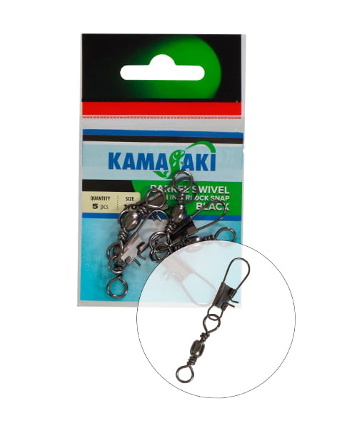 Agrafa cu vartej Kamasaki