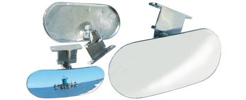 Oglinda retrovizoare pentru barca