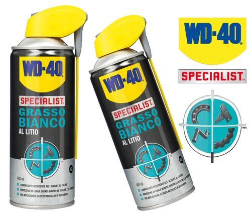 Vaselina alba cu litiu WD-40