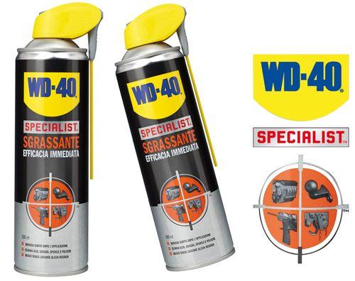 WD-40 Degresant cu efect rapid