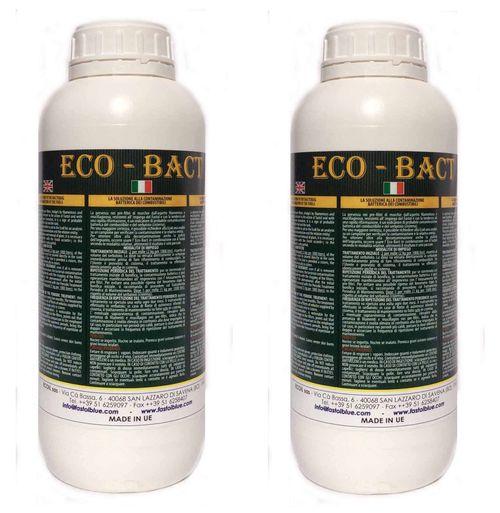 Solutie antibacterii pentru rezervoare de benzina