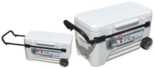 Lada frigorifica portabila cu roti 105l