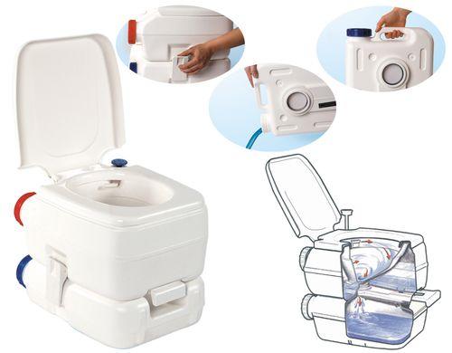 """Toaleta portabila """"Bi-Pot"""""""