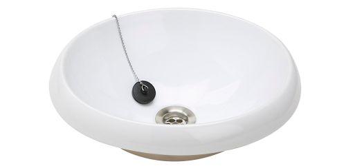 Chiuveta ovala din ceramica