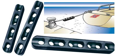 Amortizor de cauciuc pentru ancorare