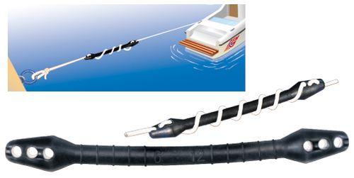Amortizor pentru ancorare din cauciuc