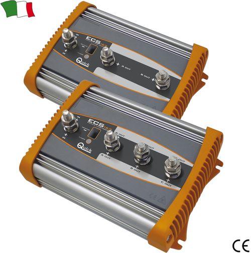 Separator de încărcare ECS