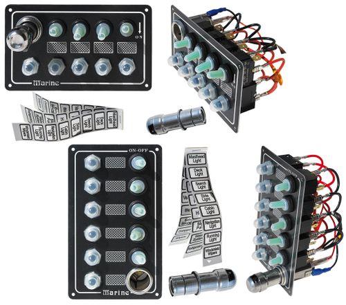 Panou electric impermeabil cu LED