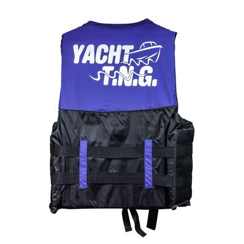 Vesta de salvare albastra Yacht TNG