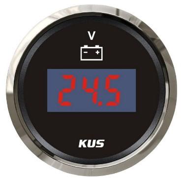 "Ceas Indicator Voltmetru Digital ""KUS"""